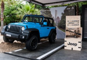 Mopar One Pack a Camp Jeep