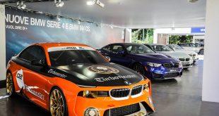 BMW al Salone di Torino