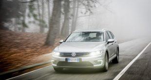 Volkswagen Passat GTE | Prova su strada