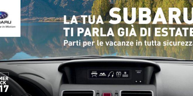 Subaru Summer Check