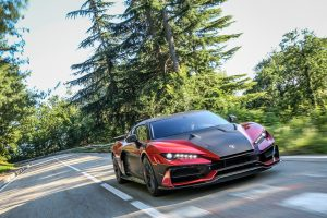 Italdesign a Goodwood - Zerouno