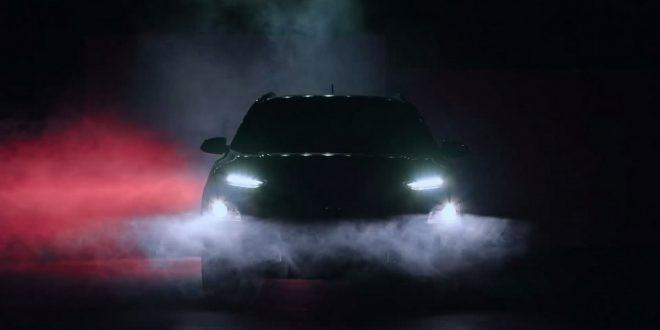 teaser della nuova Hyundai Kona