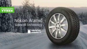 Nokian Aramid sidewall