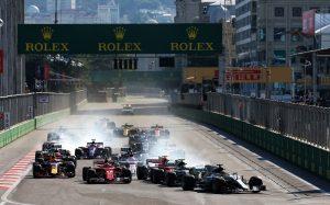 Formula 1, GP Europa