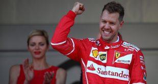 Vettel, Monaco GP