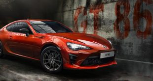 Toyota GT86 Orange Edition