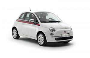 serie speciali di Fiat 500