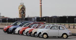Fiat 500 4 luglio