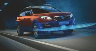 aiuti alla guida Peugeot