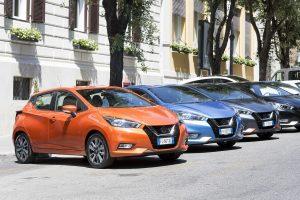 tour di nuova Nissan Micra