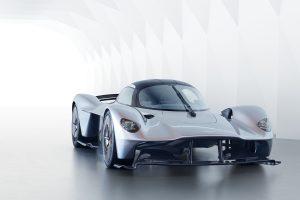 informazioni sulla Aston Martin Valkyrie