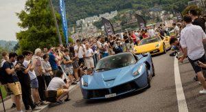 Cars & Coffee a Lugano