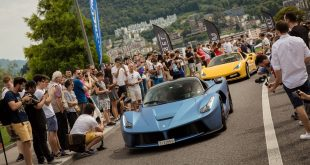 Cars & Coffee a Lugano