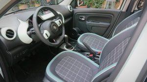 Renault Twingo La Parisienne Interni