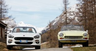 Fiat 124 Spider seconda serie