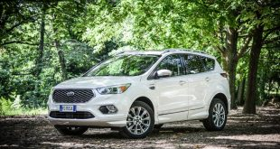 Ford Kuga Vignale | Prova su strada