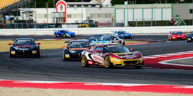 Lotus Cup Italia a Misano