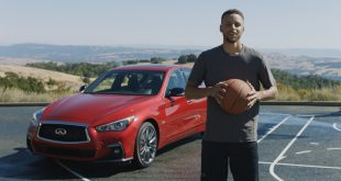 Infiniti e Stephen Curry