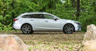 Mazda 6 Wagon MY17 | Prova su strada