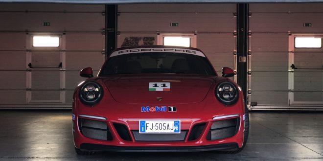 Michelin e Porsche