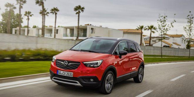 sistemi di assistenza alla guida di Opel