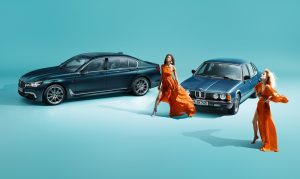 BMW Serie 7 40 Years Edition