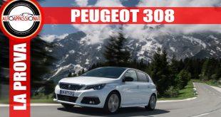 Peugeot 308 2017 Prova