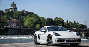 Porsche 718 Cayman | Prova su strada