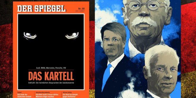 Der Spiegel Das Kartell