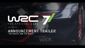 trailer di WRC 7