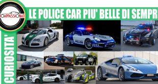 Supercar della Polizia