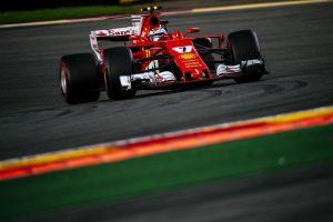 Sebastian Vettel - GP Belgio