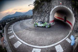 Trofeo Abarth 124 rally