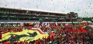 GP Monza Formula 1 2017