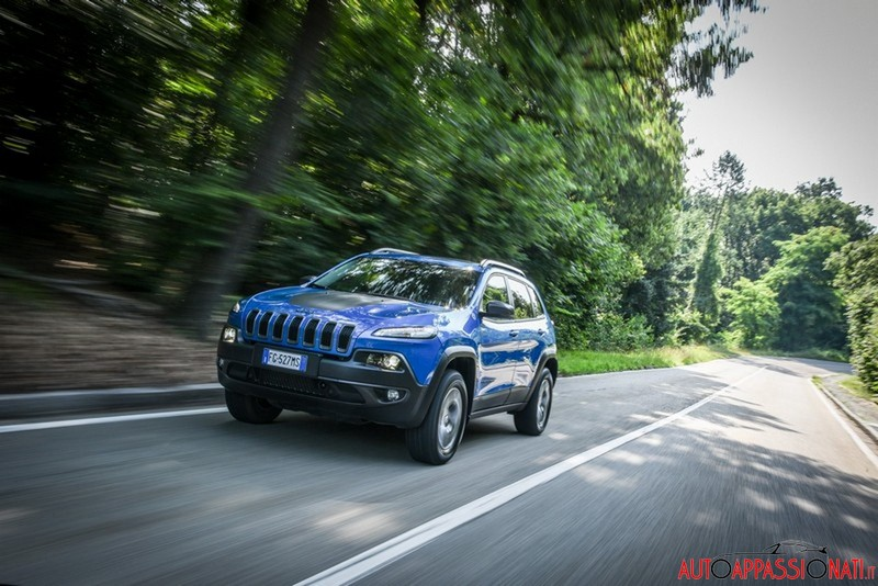 Jeep Cherokee Trailhawk