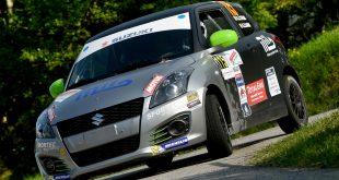 Suzuki Rally Cup, Cogni