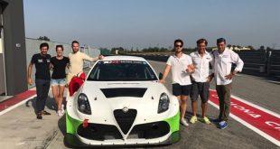 TCR Romeo Ferraris