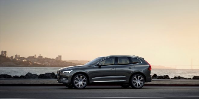 Volvo XC60 video prova