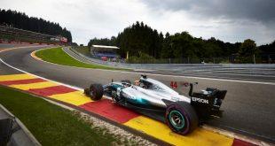 Lewis Hamilton - GP Belgio 2017