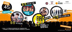 Fiat Music - Arena45 Moncalieri