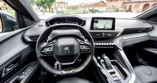 Peugeot 3008 | Focus infotainment