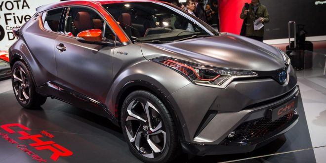 C-HR Hy-Power