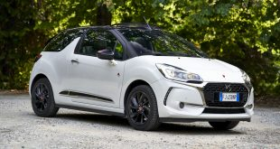 DS 3 Cabrio Performance Line | Prova su strada