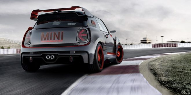 MINI John Cooper Works Concept GP