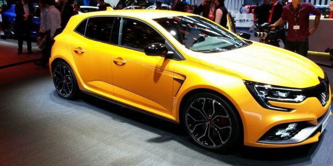 Nuova Renault Megane RS