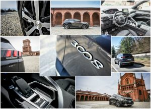 Nuova Peugeot 3008 Gallery