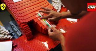 Lego Ferrari sf70h