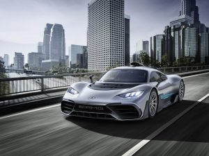 Mercedes-AMG Project ONE, 2017