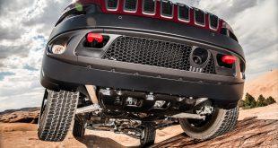 Jeep cherokee tecnica