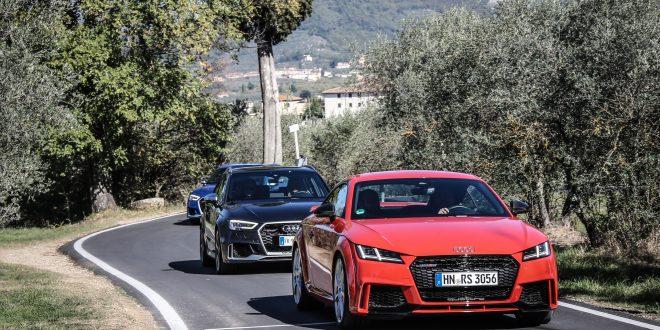 Audi Road 'N' Track